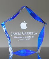 Picture of Luminary Azure Star Award
