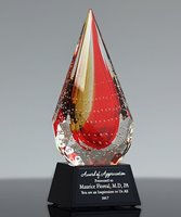 Picture of Artful Inspiration Art Glass Award