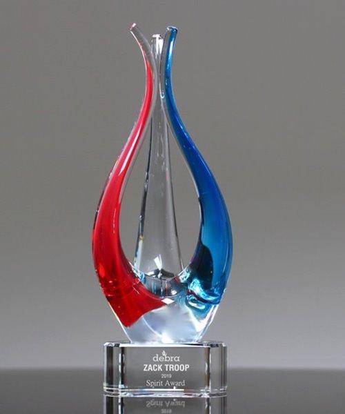 Picture of Revelation Art Glass Award