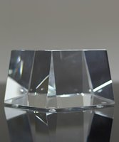 Picture of Beveled Crystal Mounting Base