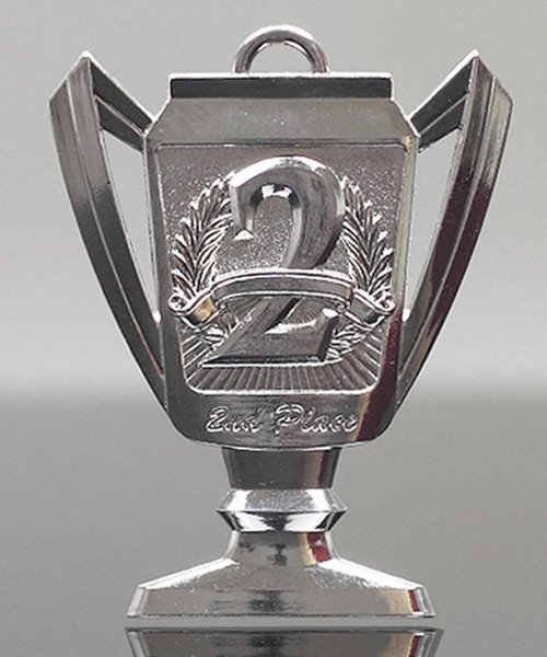 Picture of 2nd Place Trophy-Cup Medal