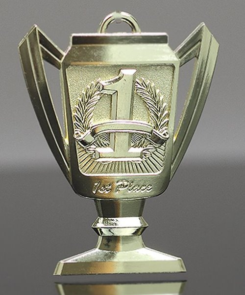 Picture of 1st Place Trophy-Cup Medal