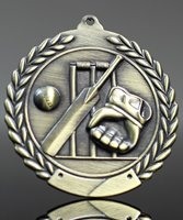 Picture of Traditional Cricket Medal