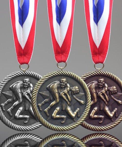 Picture of Value Wrestling Medal