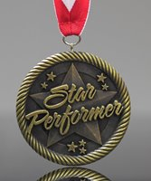 Picture of Star Performer Medal