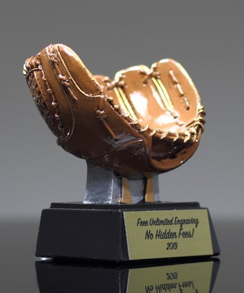Picture of Baseball Glove Holder Trophy