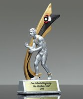 Picture of Live Action Wrestling Trophy