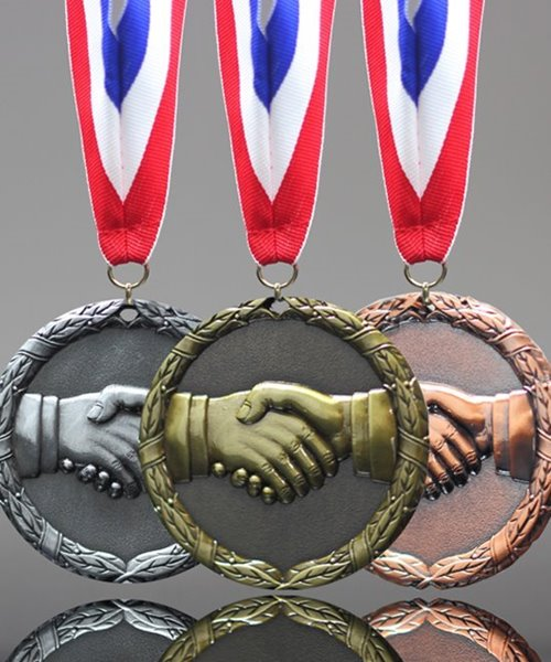 Picture of Handshake Award Medals
