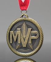 Picture of MVP Award Medal