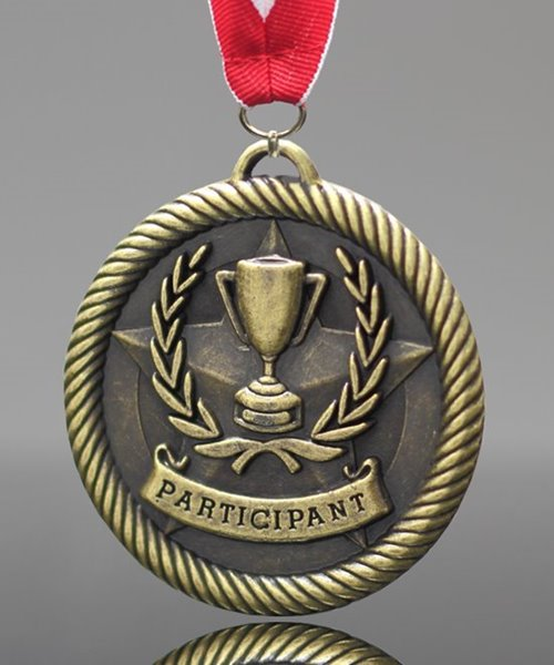 Picture of Participant Medal