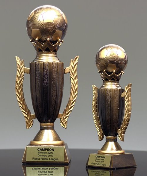 Picture of Crown Soccer Trophy