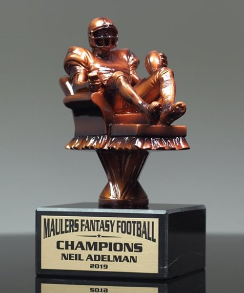Picture of Armchair Quarterback Award