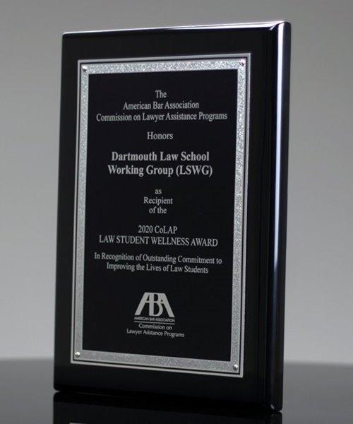 Picture of Employee Achievement Award Plaque