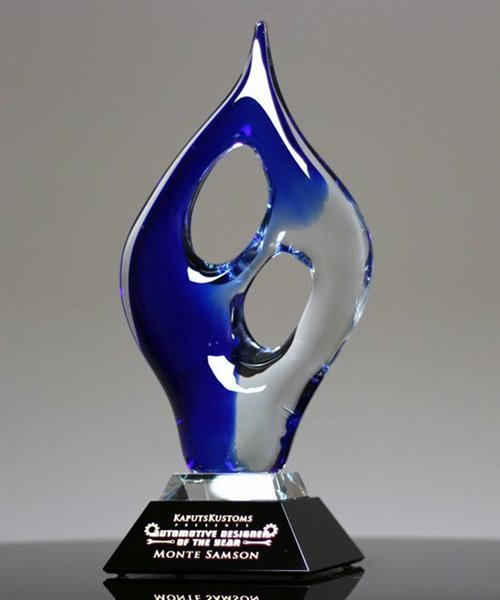 Picture of Geo Art Crystal Award