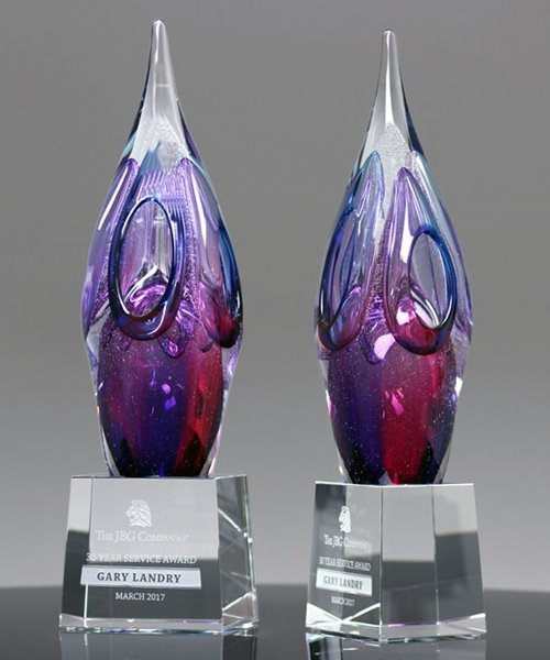Picture of Paragon Art Crystal Award