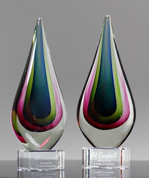 Picture of Eminence Art Crystal Award