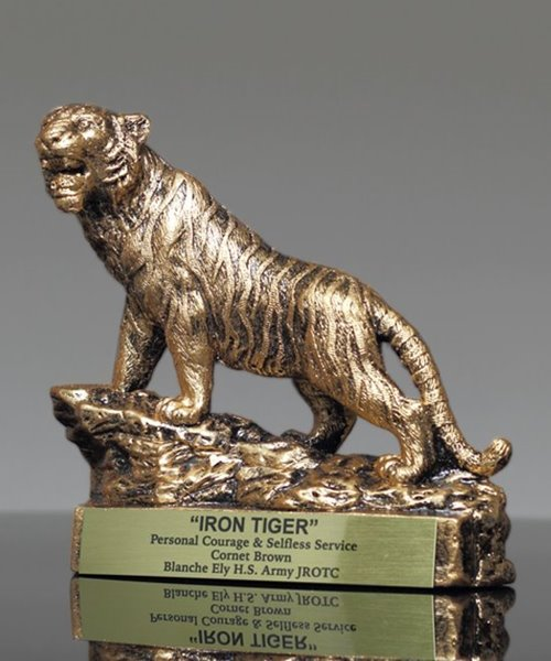 Picture of Iron Tiger Award
