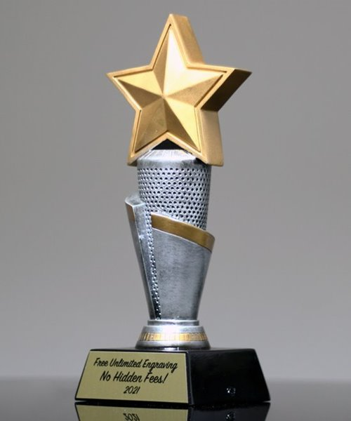 Picture of Champions Victory Star Trophy