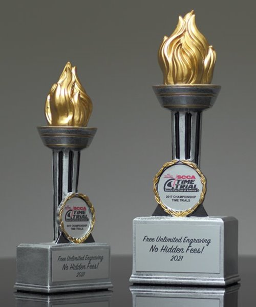 Picture of Olympic Torch Awards