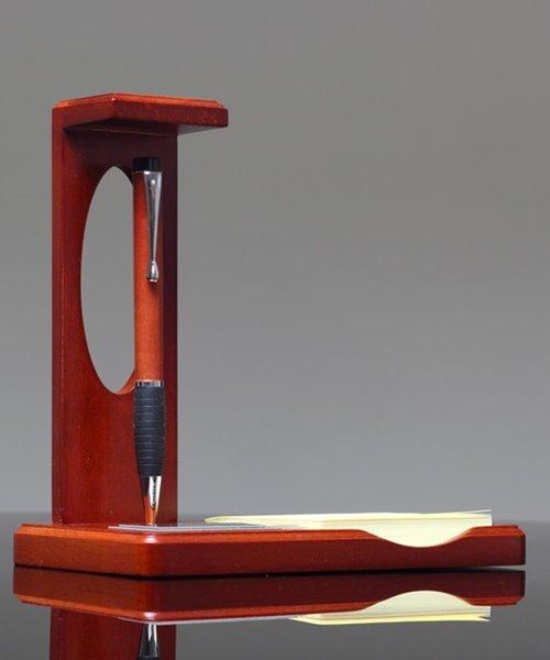 Picture of Floating Pen Desk Set