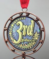 Picture of 3rd Place Star Medal