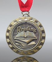 Picture of Reading Spinner Medal