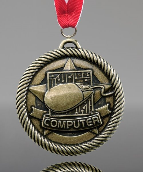 Picture of Computer Science Medal