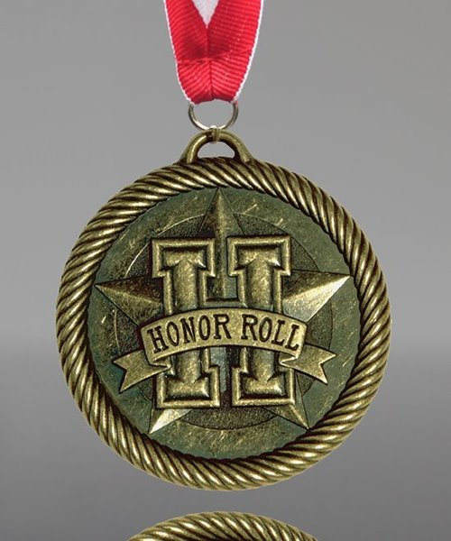 Picture of Honor Roll Medal