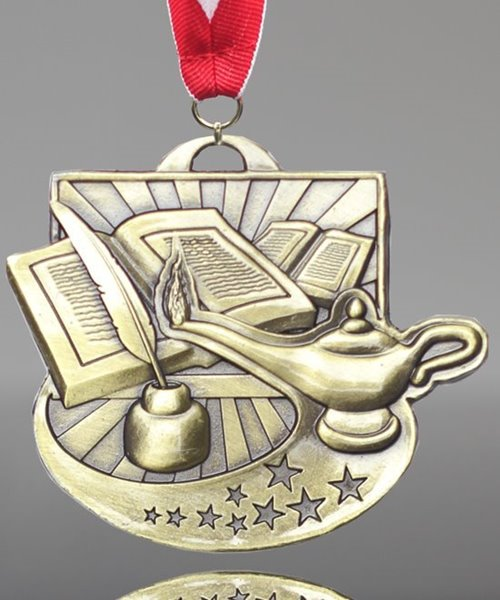 Picture of Knowledge Star Blast Medals