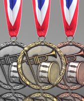 Picture of Band Award Medals