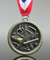 Picture of Gymnastics Award Medals