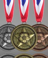 Picture of Value Soccer Medals