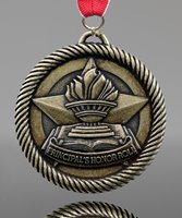 Picture of Principal's Honor Roll Medal