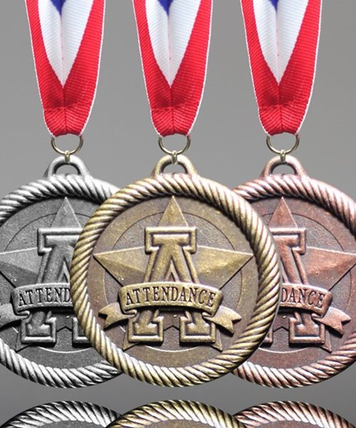 Picture of Attendance Medals