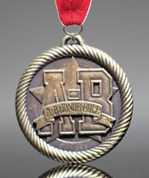 Picture of A-B Honor Roll Medals