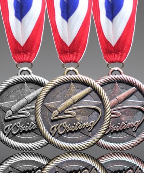 Picture of Writing Medal