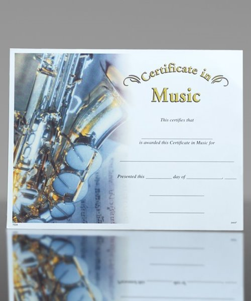 Picture of Certificate in Music