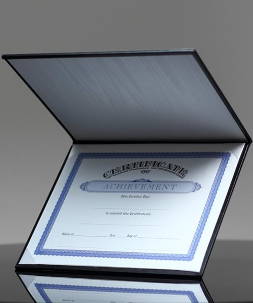 Picture of Leatherette Diploma Cover