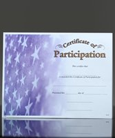 Picture of Photo-Image Certificate of Participation