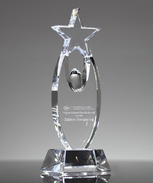 Picture of Inspirational Star Award