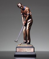 Picture of Golf Putter Trophy
