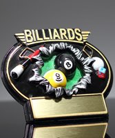 Picture of Billiards Resin Burster