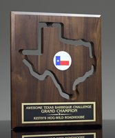Picture of State of Texas Wall Plaque