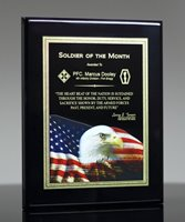Picture of American Eagle Award Plaque