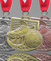 Picture of Soccer Star-Blast Medal