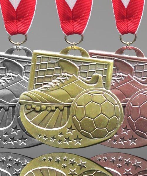 Picture of Soccer Star-Blast Medal