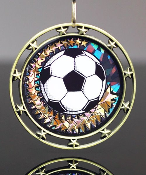 Picture of Soccer Star Medal