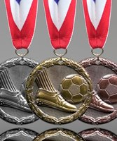 Picture of Classic Soccer Medals