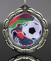 Picture of Soccer Cleat Epoxy Medals