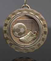 Picture of Soccer Spinner Medal